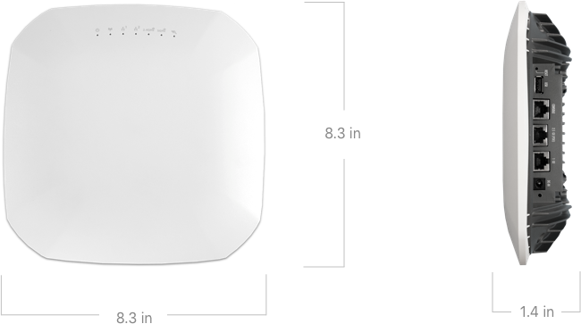 Dual Indoor 4x4 Access Point (AP1002Oi) from Everest Networks