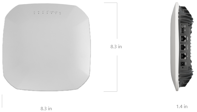 High Density Indoor Access Point (AP300) from Everest Networks